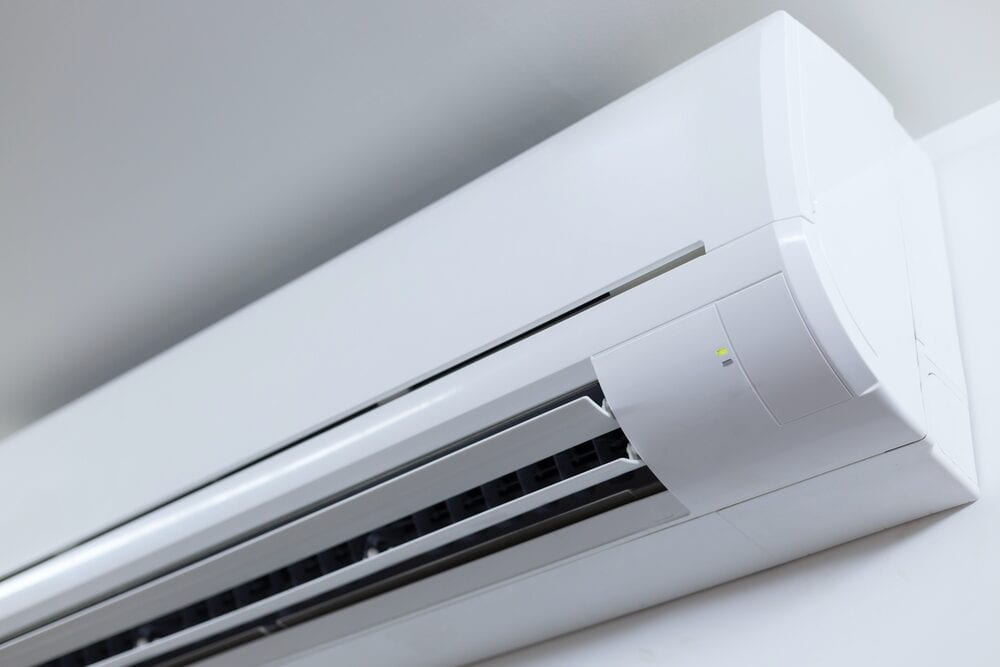 air-conditioner-on-wall