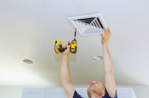 air-filter-installation